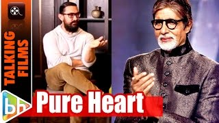I Really Want To Walk With Amitabh Bachchan On A Journey | Aamir Khan | Thugs Of Hindostan