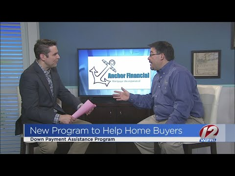 Anchor Financial offers an advantage for first time home buyers