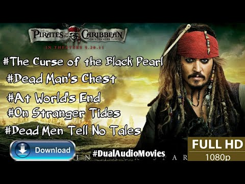 Pyrates Of The Caribbean Full Movie Series In Hindi, Download Full Series Movie.. 😁