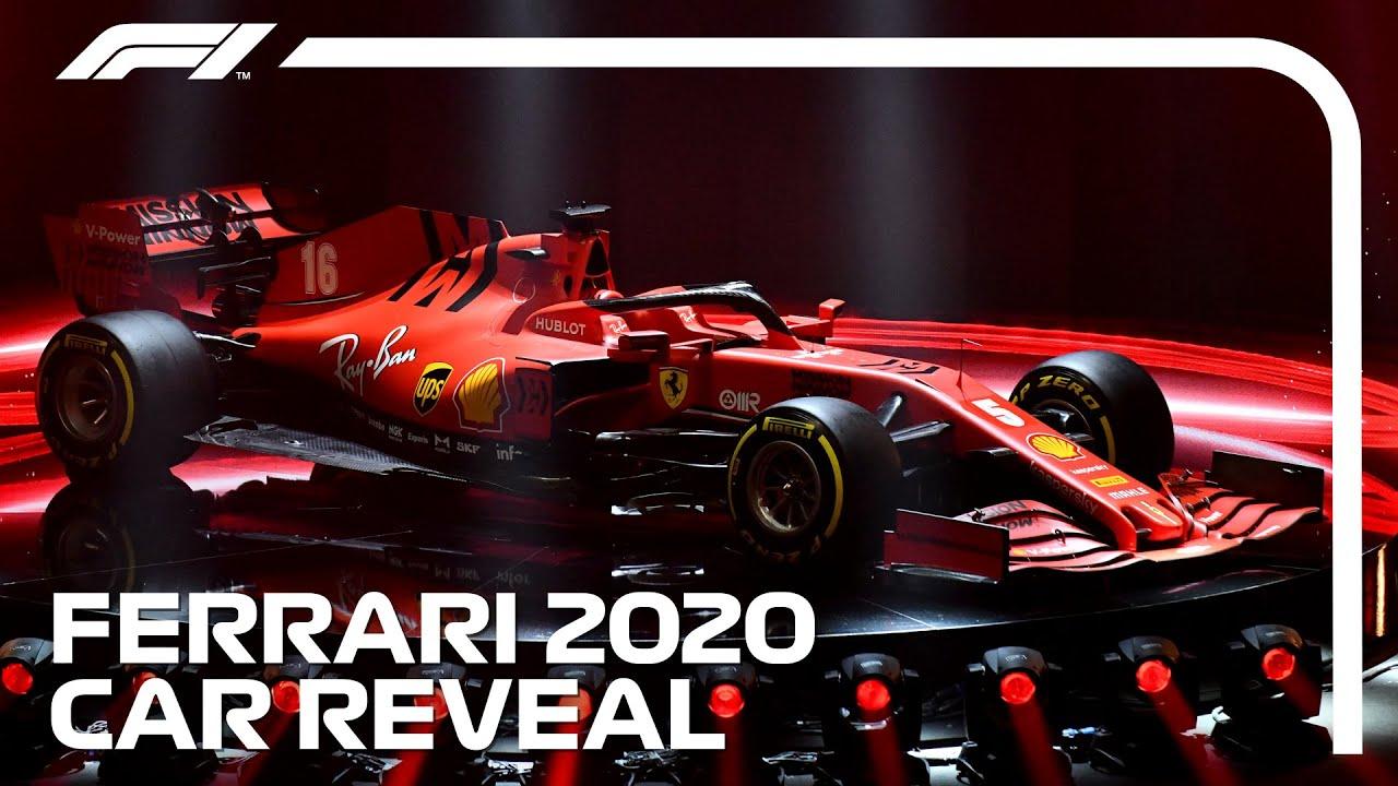 Ferrari Reveal Their 2020 Car: The SF1000