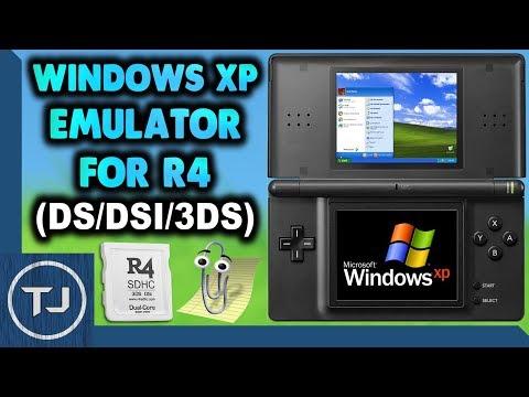 Windows XP Simulator For R4! (DS/DSi/3DS) [WintendosXP]