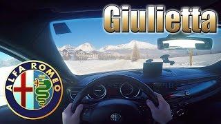 My Own 💖 2012 Alfa Romeo Giulietta (170hp) Snow Pov Drive ✔
