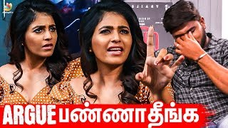 Download Why Anjali Arguing with Anchor? Yogi Babu, Raju Viswanath I Lisaa Movie Interview Video