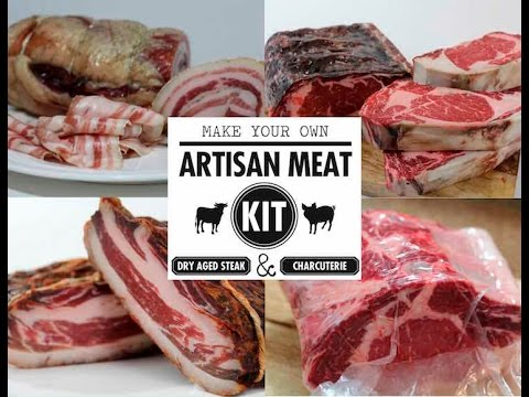 Dry Aging at Home with UMAi Dry Artisan Meat Kit