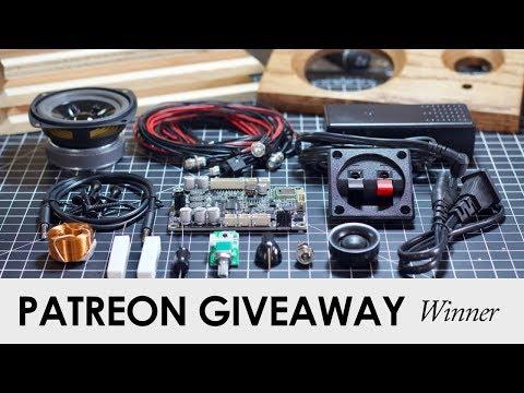 July Patreon Giveaway Winner!