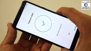 Setting Up The Samsung Galaxy A8 2018 Smartphone