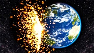 DESTROY THE WORLD   Universe Sandbox 2 #1