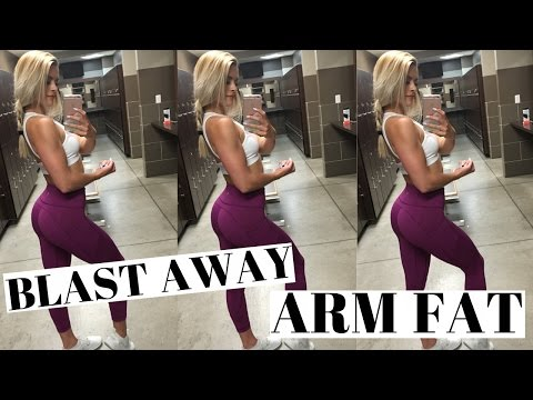 BURN Arm Fat | Full Workout