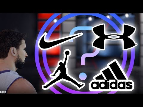SIGNING A MULTI MILLION DOLLAR SHOE DEAL WITH.. NBA Live 18 The League #6