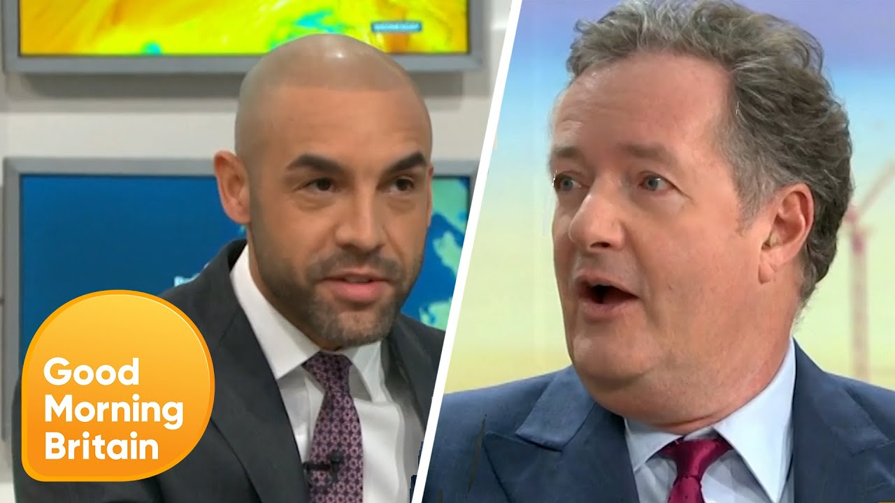 Piers and Alex Debate Whether Racism Drove Meghan Markle out of Britain   Good Morning Britain
