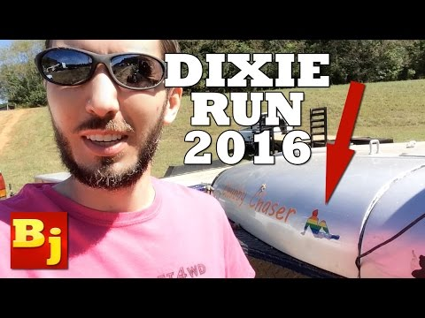 Dixie Run 2016 Adventure