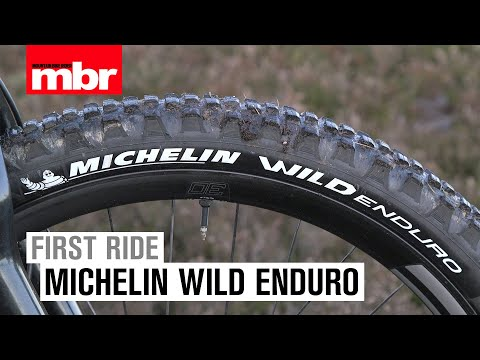 Michelin Wild Enduro Tyres | First Ride | Mountain Bike Rider