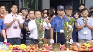 """直擊!台積電.仁寶普渡 """"乖乖""""上桌求順利"""