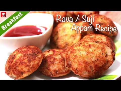 Tasty |Instant Breakfast Recipe|Suji ke appe|How to make Instant Appe| झटपट रवा आप्पे | Instant Appe
