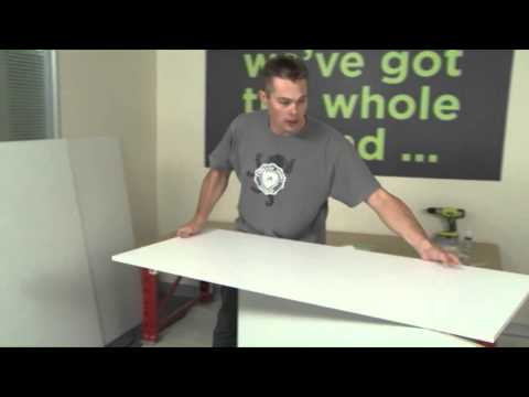 Corner pantry cabinet assembly | kaboodle kitchen