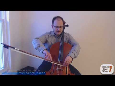 Cello Lesson - How to Sustain your Sound