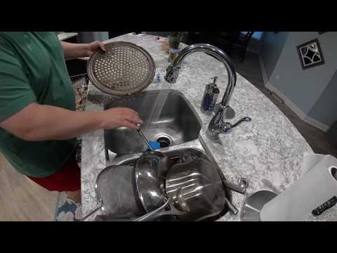 Not so awesome stuff to do with a GoPro Hero6 - Dishes