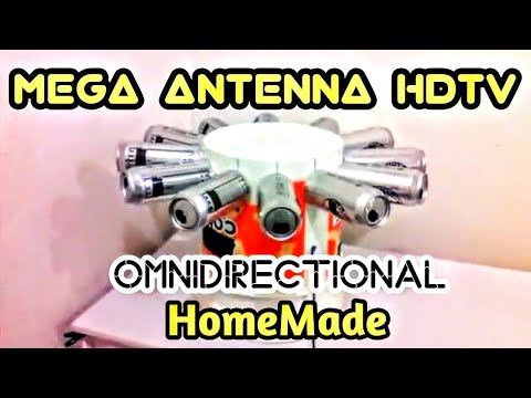 MEGA Antenna HDTV