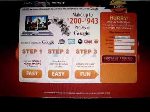 Make money with Google atm 4