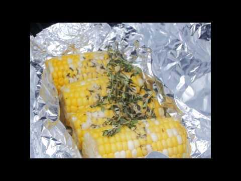 DaVita Eats: Grill Thyme Corn on the Cob