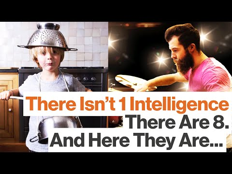 8 Intelligences: Are You a Jack of All Trades or a Master of One? | Howard Gardner