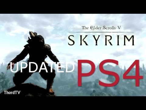 PS4 Skyrim Special Edition Mods Update