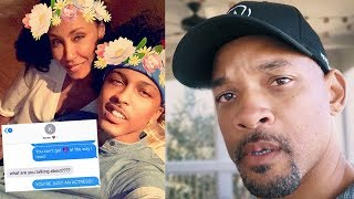 Download August Alsina Exposes His AFFAIR With Jada Pinkett Smith Video