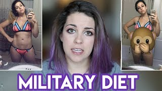 Download I Tried The ″Military″ Diet For A Week Video