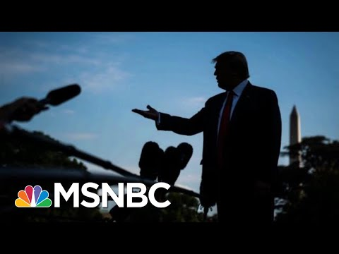 Xxx Mp4 Govt Whistleblower Heard Trump Say Something Troubling To A Foreign Leader The 11th Hour MSNBC 3gp Sex
