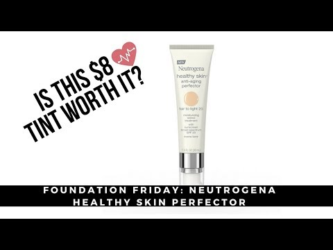 $8.00 Tinited Moisturizer, IS It WORTH It? || Foundation Friday - Elle Leary Artistry