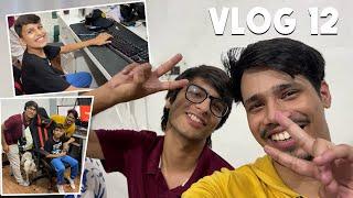 @Sourav Joshi Vlogs Came To My House With Piyush \u0026 Sahil 😍