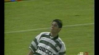 FC Midtjylland - 0 Sporting CP - 3 (Taça UEFA)