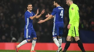 CHELSEA v PETERBOROUGH: In Pictures