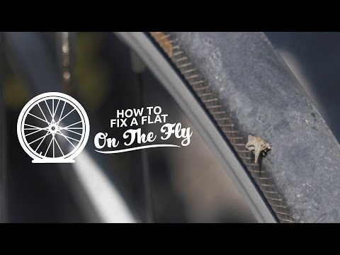 How To Fix A Flat On The Fly