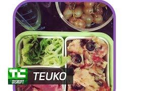 Teuko Lunchbox Collaboration | Disrupt SF 2017