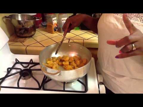 Shrimp & Broccoli Alfredo