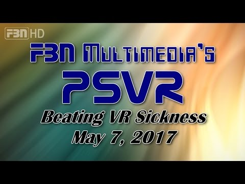Beating VR Sickness