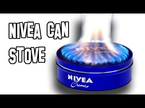 ✔ How to Make Alcohol Stove