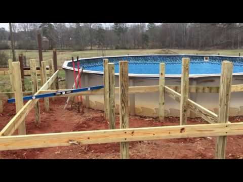 Pool Deck Part 3