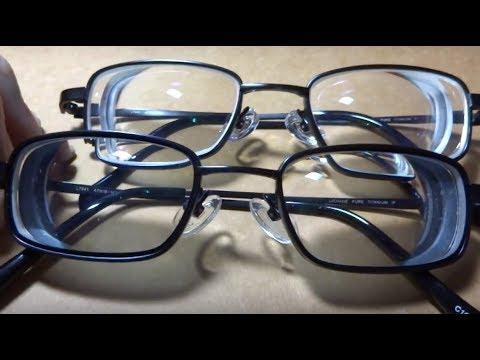 How to make thick glasses lenses look thinner, lenses edge tint vs shave down the edges