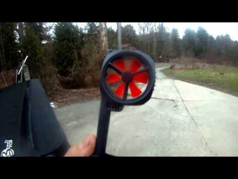 Accurite Handheld wind meter