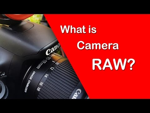 How to shoot in raw Canon T3i