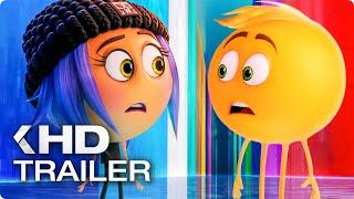 The Emoji Movie ALL Trailer & Clips (2017)