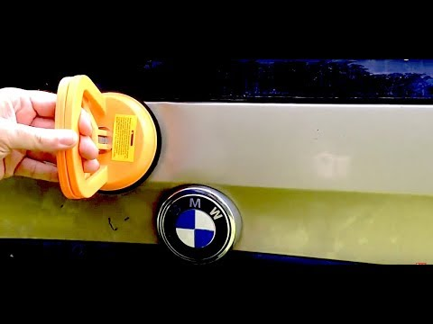 Is it Worth The Money ??? Harbor Freight $3 Suction Cup Dent Puller Review