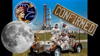 How To Prove We Landed On The Moon (Apollo 17)