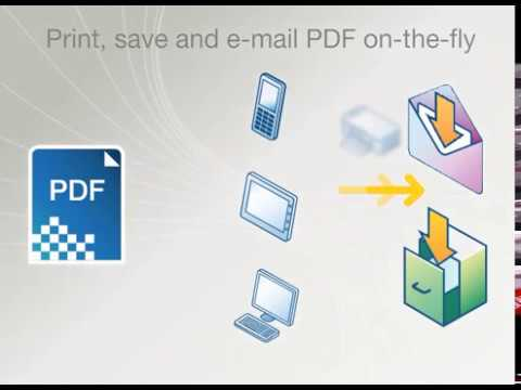 UniPrint Infinity™ - Beyond A Universal Printer Driver