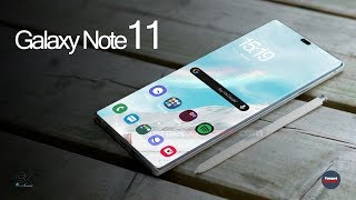 Samsung Galaxy Note 11 (2020): release date and fresh leaks
