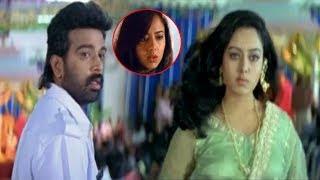 Soundarya Slaps Jd Chakravarthy Interesting Scene  | Premaku Swagatham | Silver Screen Movies