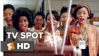 Hidden Figures TV SPOT - Deal Me In (2017) - Janelle Monáe Movie