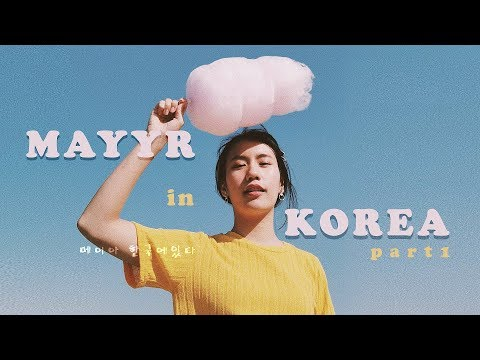 Xxx Mp4 เที่ยวเกาหลี ปี2019 จุกๆไปเลยแม่ MayyR In KOREA EP 1 3gp Sex